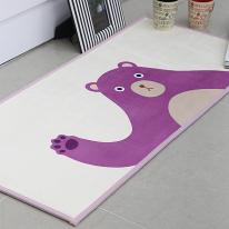 [국내제작 디자인] 곰 주방매트