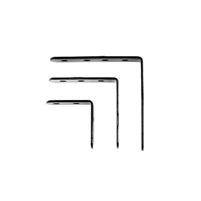심플 선반대 꺽쇠 블랙 - 3size