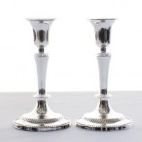 실버 1봉 촛대[283]-14cm