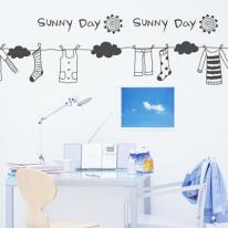 idc151-sunny day A타입(빨래널기)