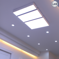 LED 밀크 거실등 150W(스트레치 씰링 시스템)(1/2/3)