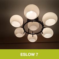 에슬로우 7등 _ 20-30평대 거실