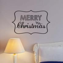 [itstics-Basic] 크리스마스 레터링-merry christmas