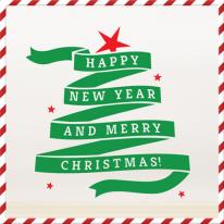 [크리스마스] 크리스마스 트리 래터링