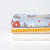 1/4 Fabric Pack (cotton) - 53 Cosmos