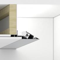 마이너스시스템 천장마감몰딩 3미터(간접등 시공)