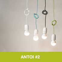 앙또아 #2 _ LED 램프 포함