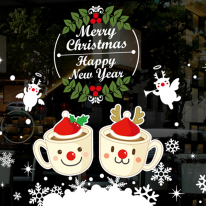 Christmas with coffee(대형)