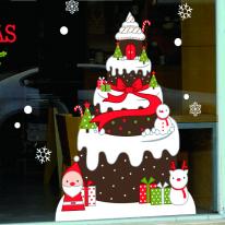 달콤한 크리스마스 케이크(대형)