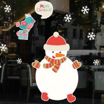 눈사람의 메리크리스마스