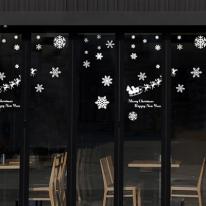 cmi067-크리스마스 눈꽃 패턴