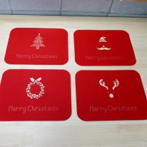크리스마스 테이블 매트
