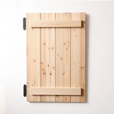 SG 삼나무 패널형 문짝 DIY