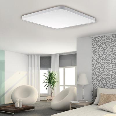 화이트 정사각 LED 방등