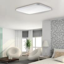 화이트 직사각 LED 방등