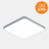 파인 시스템 LED방등 정사각 50w