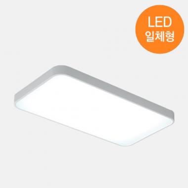 파인 프리미엄 LED방등 직사각 60w