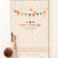 Have a nice day [현관문시트지/인테리어스티커]