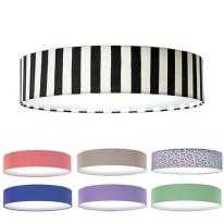 베이직 LED방등 패브릭 (22가지색상)
