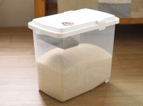 컴팩트 화이트 쌀통 (5kg/10kg 사이즈선택)