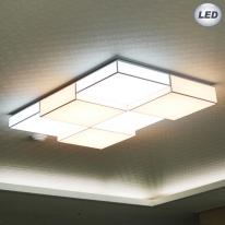 LED 퍼즐 거실등6P(300W)(스트레치 씰링 시스템)