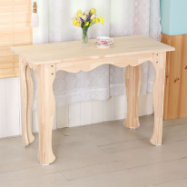 북유럽 원목사이드테이블/원목책상/원목식탁