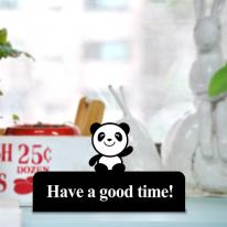 [디자인소품]애니팝(팬더)