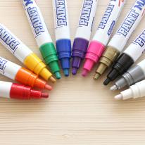 유성 페인트 마카 11color