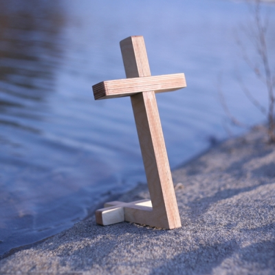 JWK  자작나무 십자가