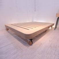 수퍼싱글 JWK 바그다드 자작나무 친환경 침상 침대