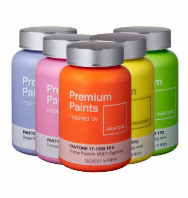 팬톤 프리미엄 페인트 500ml (벽지/가구/방문/리폼 페인트)