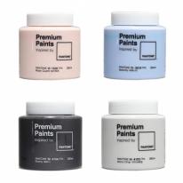 팬톤 프리미엄  페인트 300ml (벽지/가구/방문/리폼 페인트)