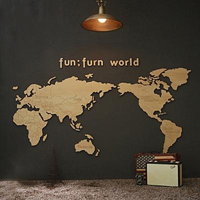 fj01-펀펀월드(우드세계지도)