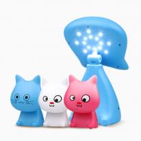 스피아노 충전식 LED 스탠드 (Cat Lamp) SL-200