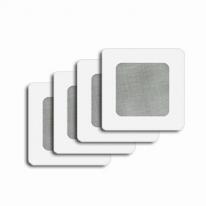 엘트리 방충망 보수테이프 사각 소 4입 방충망보수