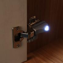 씽크경첩 부착용/LED조명/건전지포함