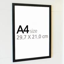 FA000_A4 포토 프레임 A4사이즈 가로,세로형 프레임액자