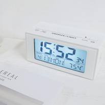 빛센서디지털탁상시계
