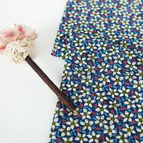 최고급면20수]선데이앤틱플라워시리즈 Wind Flower-블루77973
