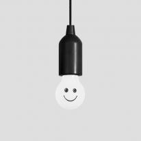 LED  크레용 무드등 블랙