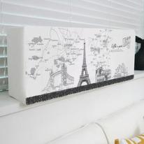 스판 벽걸이형-프렌치에펠 사이즈 5종