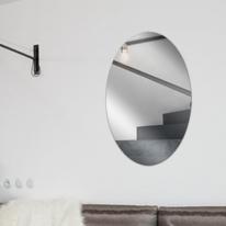 [주문제작] 타원형 아크릴 거울