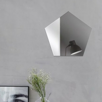 [주문제작] 오각형 아크릴 거울