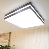 [하우스코디조명] LED 클린 방등 50W