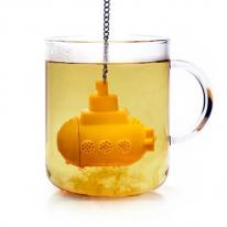 [OTOTO] Tea Sub 노란잠수함 실리콘 티 인퓨저