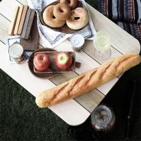 아이카사 접이식 수납박스 테이블 상판(Maxi전용)