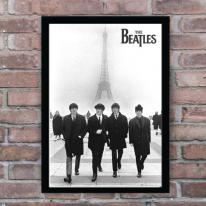 159958 비틀즈 in Paris 포스터