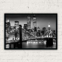 160231 Brooklyn Bridge at Night 브루클린 브릿지 나이트
