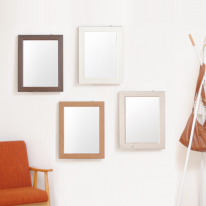 [트리빔하우스] 600 사각 프레임 벽거울