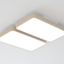 LED 이스트 거실등(2+2)-2color
